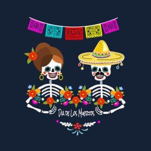 31 October to 2 November : Dia de los muertos (Spanish)
