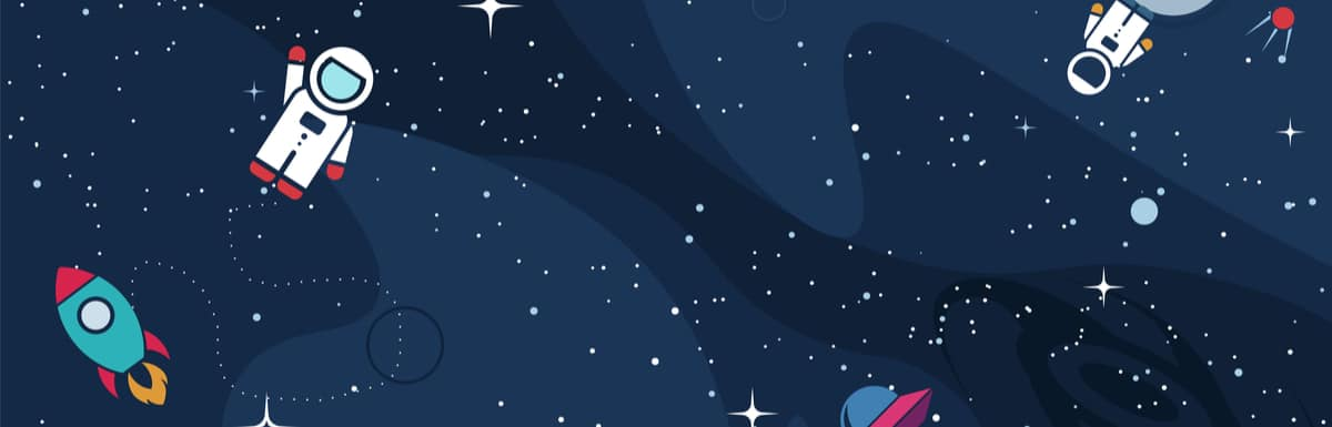 Resource of the Month – Early Learning – French – Space