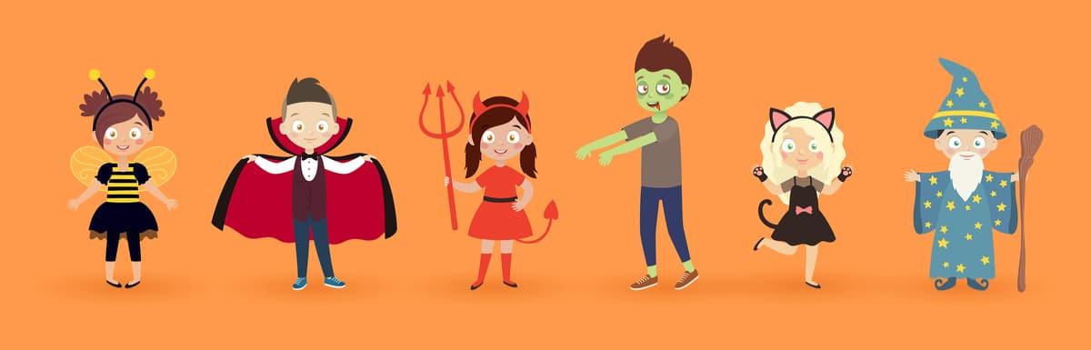 Responsive of the week – Halloween and El día de los muertos