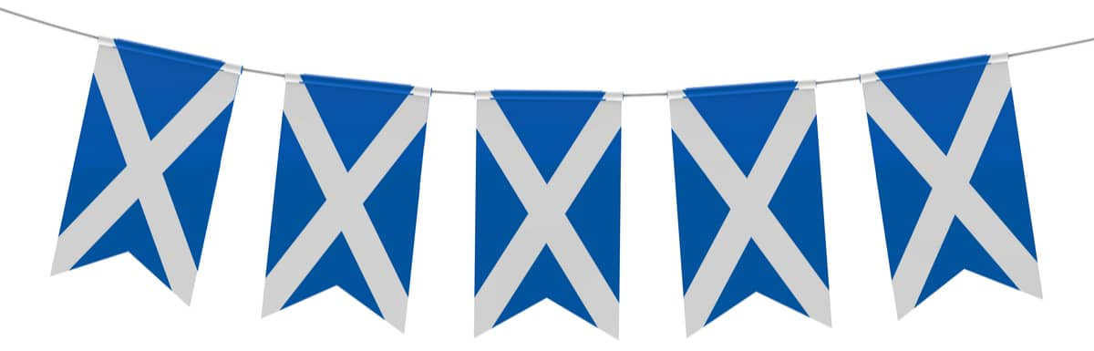 Responsive of the week – Saint Andrew's Day