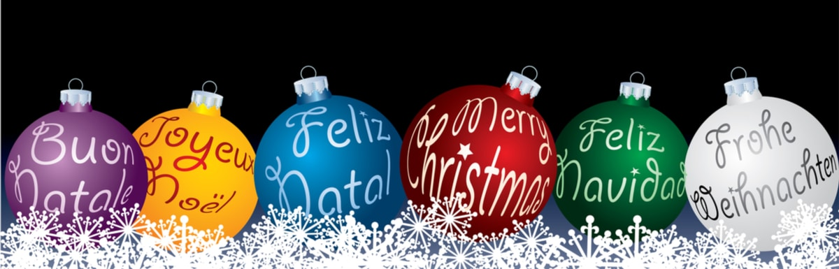 Responsive of the week – Christmas