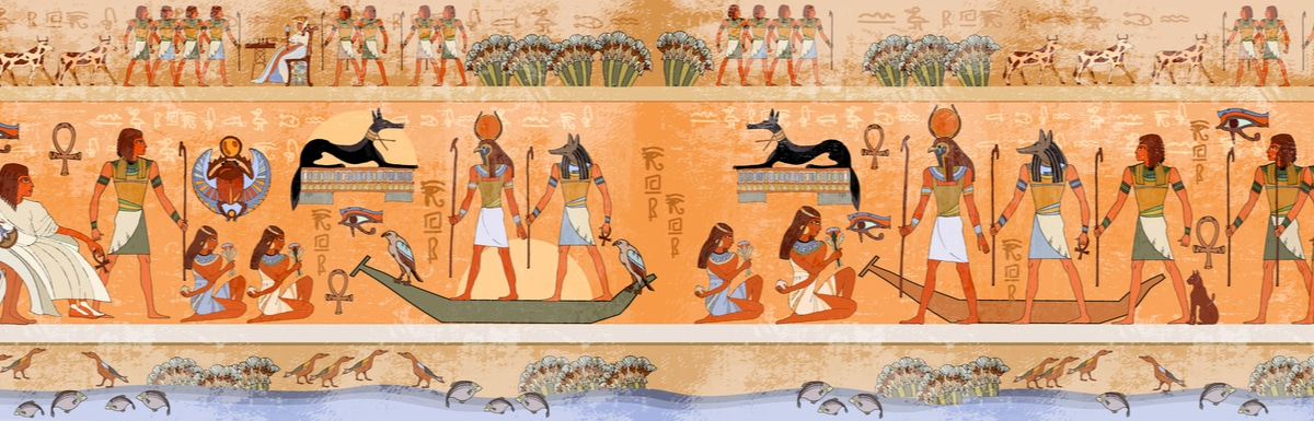 Responsive of the week – Ancient Egypt
