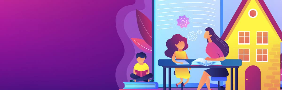 PowerLanguage Schools users: request resources for homeschooling