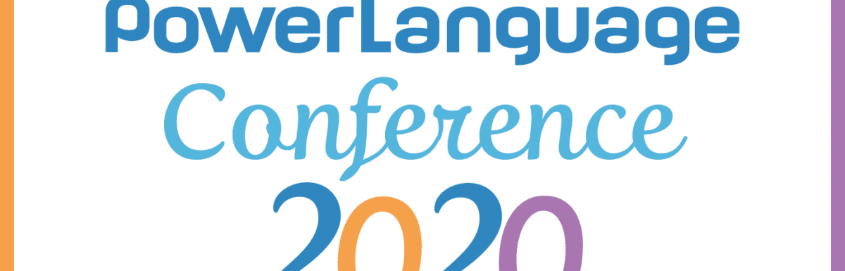 PowerLanguage Conference – time to register!