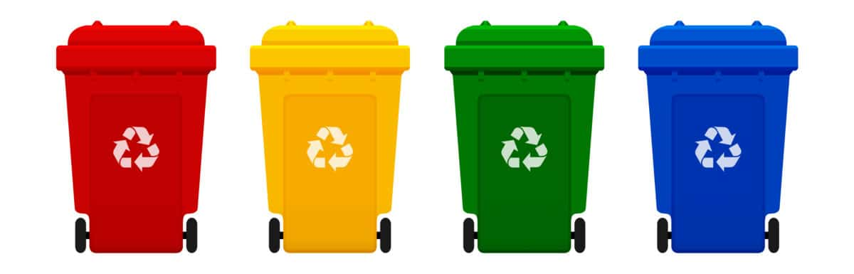 Resource of the Month – Second Level (upper Primary) – French – Recycling